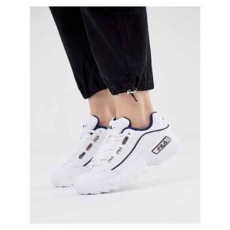 Fila Hometown Extra white trainers