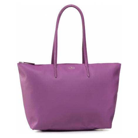 Torebka LACOSTE - L Shopping Bag NF1888PO Meadow Mauve D51