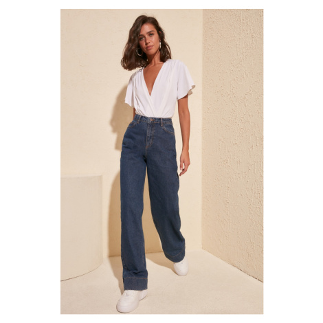 Women's jeans Trendyol Wide Leg