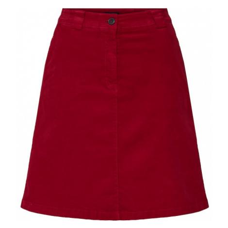 Marc O'Polo Spódnica czerwony