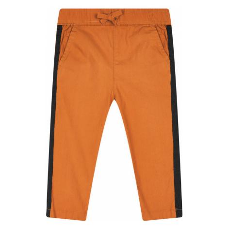 Primigi Spodnie materiałowe Popeline 45121051 Żółty Regular Fit