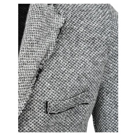 Gray men's jacket MX0506 DStreet