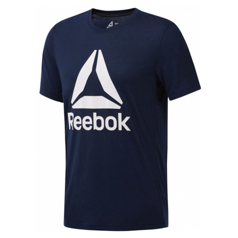 Reebok Workout Ready Supremium 2.0 Tee Blue (CE3841)