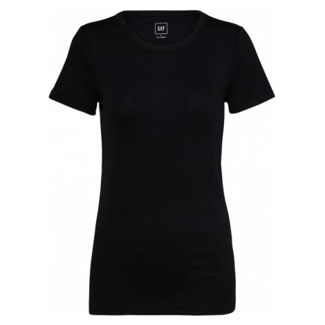 GAP Koszulka 'CREW' czarny