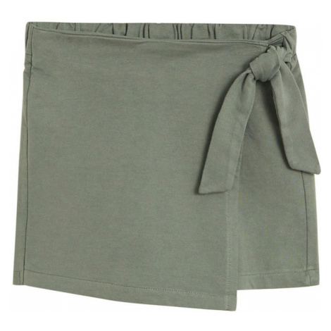 MANGO KIDS Spodnie khaki