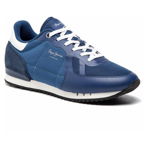 Sneakersy PEPE JEANS - Tinker Hr PMS30506 Indigo 561
