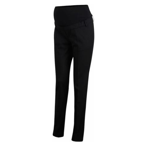 Attesa Spodnie w kant czarny