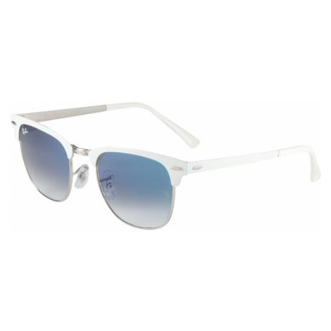 Ray-Ban Okulary przeciwsłoneczne 'RB3716' niebieski / przezroczysty