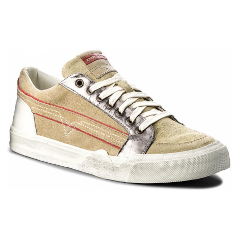 Sneakersy DIESEL - S-Grindd Low Lace Y01698 P1652 T2066 Candied Ginger