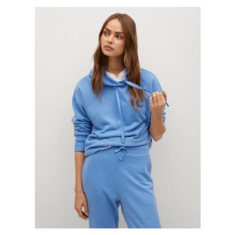 Mango Bluza Maximeb 87054033 Niebieski Regular Fit