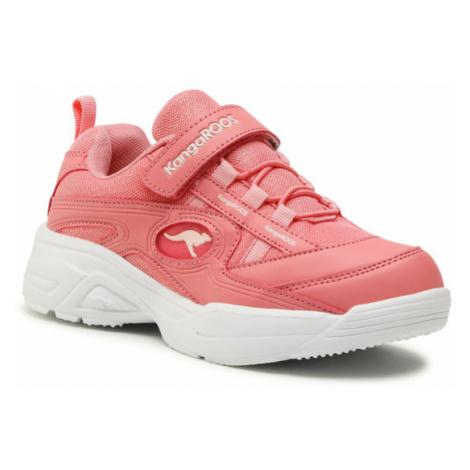 KangaRoos Sneakersy Kc-Chunky Ev 18469 000 6146 Różowy
