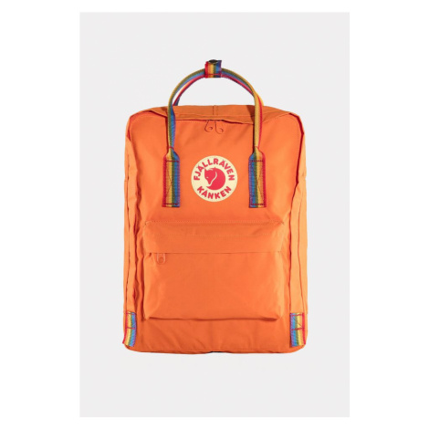 Plecak Fjallraven Kanken Rainbow 212-907 Burnt Orange/rainbow Pattern Fjällräven