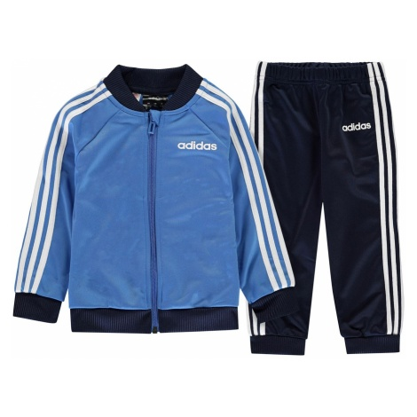 Adidas 3S Poly Tracksuit Infant Boys