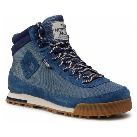 Trekkingi THE NORTH FACE - Back-To-Berkeley Boot II NF00AIMFTAV Blue Wing Teal/Tnf Navy