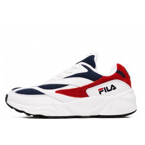 damskie buty FILA WMN VENOM LOW CR DRESS BLUES/WHITE