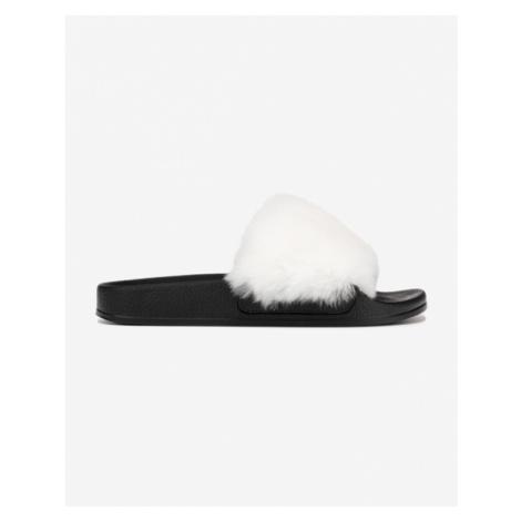 Dolce & Gabbana Kapcie Czarny Biały