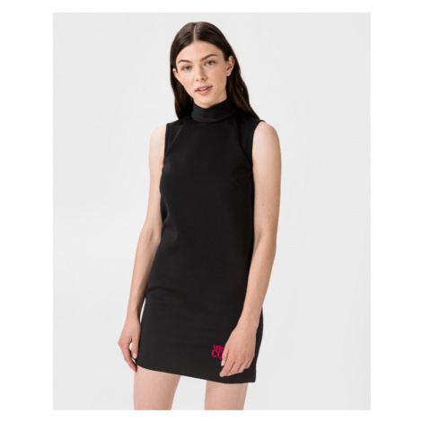 Versace Jeans Couture Sukienka Czarny