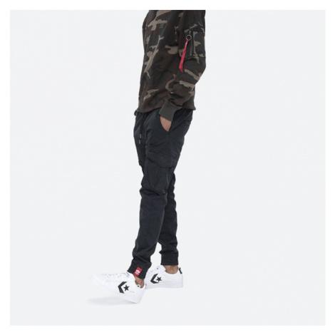 Spodnie męskie Alpha Industries Cotton Twill Jogger 116202 03