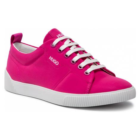 Sneakersy HUGO - Zero 50452344 10235201 01 Bright Pink 671 Hugo Boss