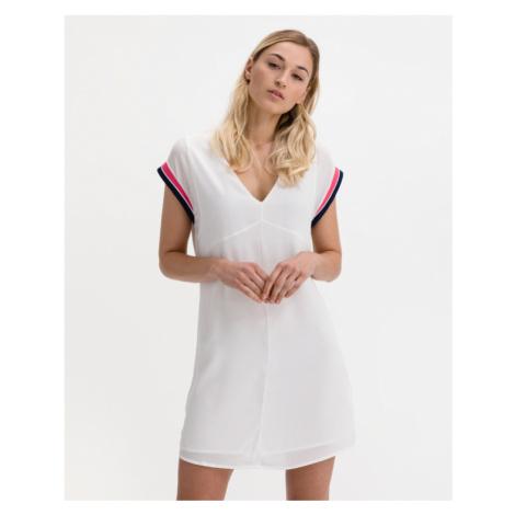 Pepe Jeans Lucrezia Sukienka Biały