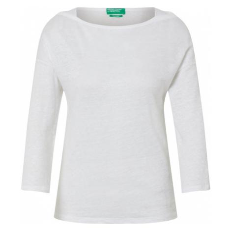 UNITED COLORS OF BENETTON Koszulka biały