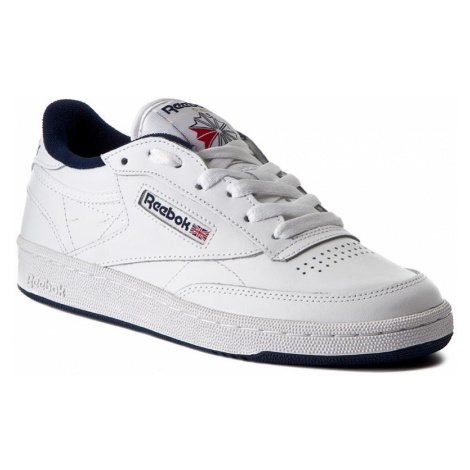 Buty Reebok - Club C 85 AR0457 White/Navy