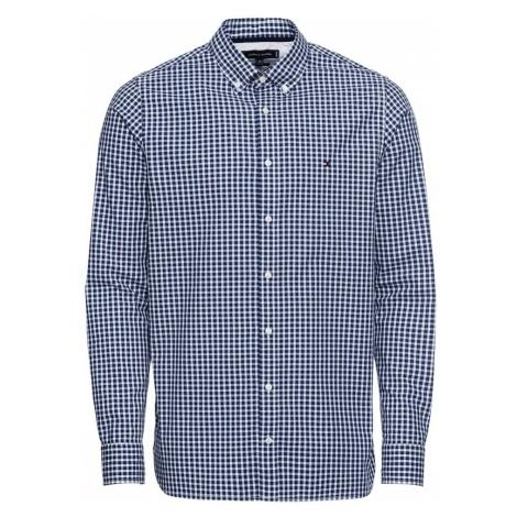 TOMMY HILFIGER Koszula niebieski / biały