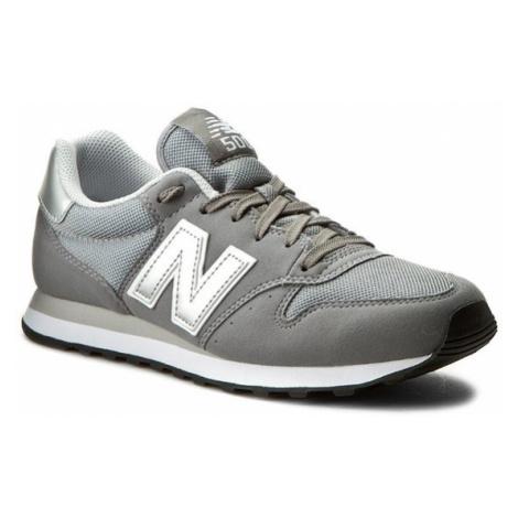New Balance Sneakersy GM500GRY Szary