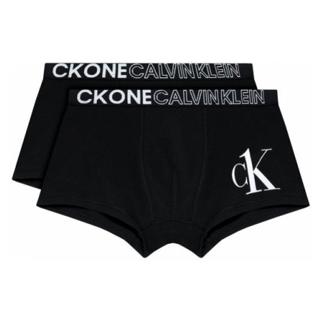 Calvin Klein Komplet 2 par bokserek B70B700317 Czarny