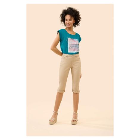 Spodnie typu capri Orsay