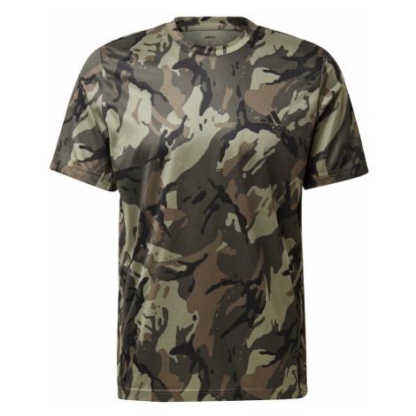 ADIDAS PERFORMANCE Koszulka funkcyjna jasnobrązowy / czarny / oliwkowy / khaki