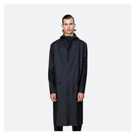 Kurtka Rains Longer Jacket 1836 BLACK