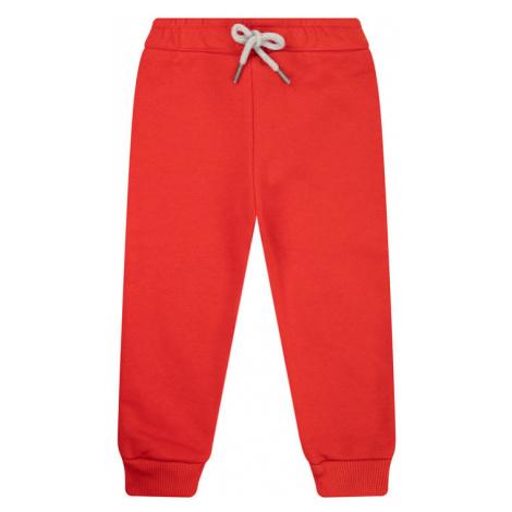 Primigi Spodnie dresowe 44121311 Czerwony Regular Fit