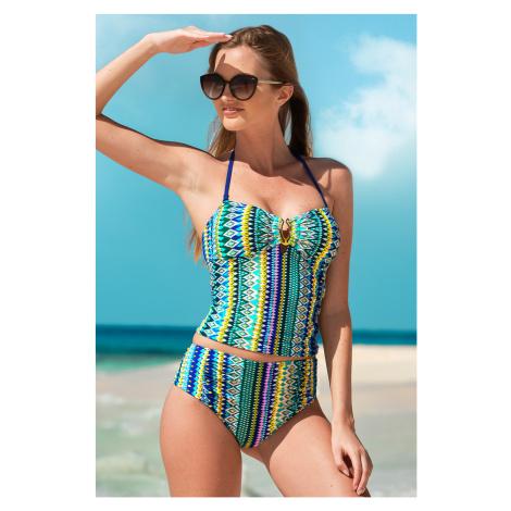 Damski kostium kąpielowy tankini Veracruz Dorina