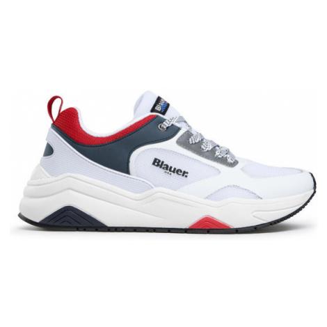 Blauer Sneakersy S1TOK01/MES Biały