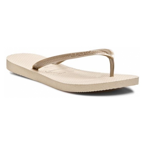 Japonki HAVAIANAS - Slim 40000302719 Sand Grey/Light G