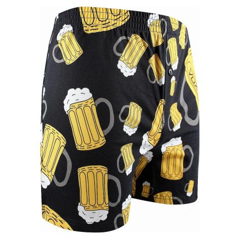 bokserki Voxx Karlos - Big Beer/Black