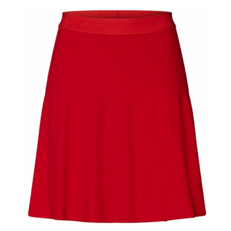 UNITED COLORS OF BENETTON Spódnica czerwony