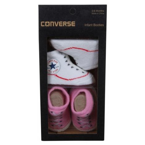 Converse Crib Bootie Gift Box