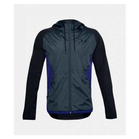 Kurtka Under Armour STRETCH-WOVEN HOODED JACKET-BLK