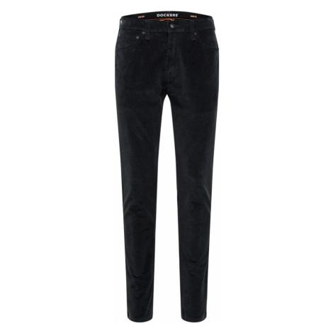 Dockers Spodnie czarny