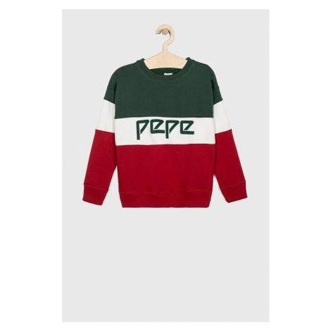 Pepe Jeans - Bluza dziecięca 128-178/180 cm