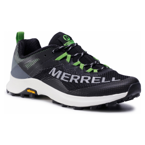 Buty MERRELL - Mtl Long Sky J066299 Black/Lime
