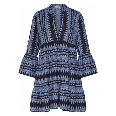 ONLY Sukienka koszulowa 'ONLNAYA ATHENA ' niebieski / czarny