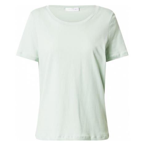 VILA Koszulka 'SUS' miętowy