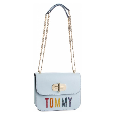 Torebka TOMMY HILFIGER - Turnlock Crossover Swa AW0AW06702 404