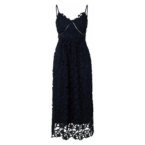 Y.A.S Sukienka 'LUIE' ciemny niebieski