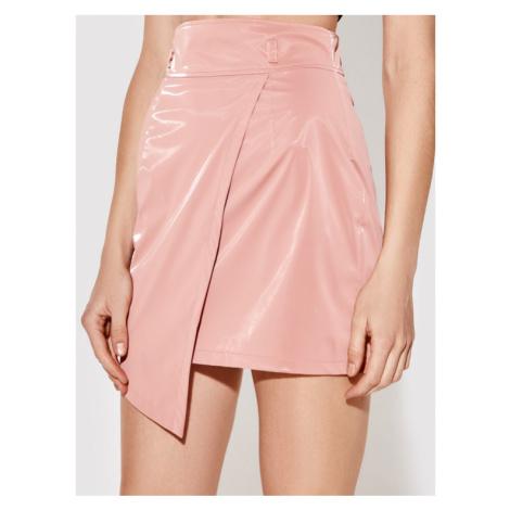 Rage Age Spódnica mini Salome 1 Różowy Slim Fit