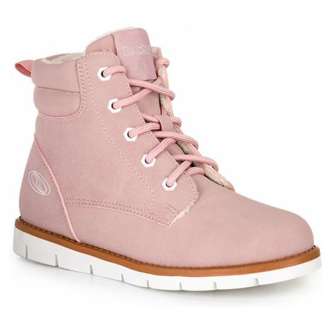 Viva dziecięce buty zimowe różowe LOAP