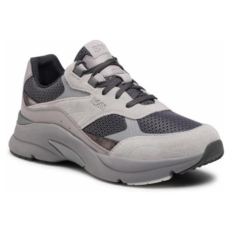 Sneakersy BOSS - Ardical 50446943 10214592 01 Dark Grey 021 Hugo Boss